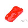 Fluoreszkáló piros airbrush lexán festék 60ml