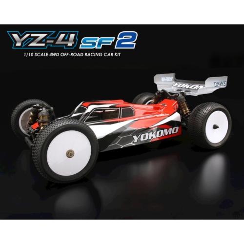 Yokomo YZ-4 SF2 4wd offroad modellautó
