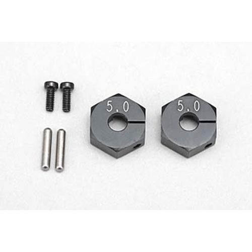 BD5/BD7/BD8 5.0mm alumínium kerék hatszög (2db)