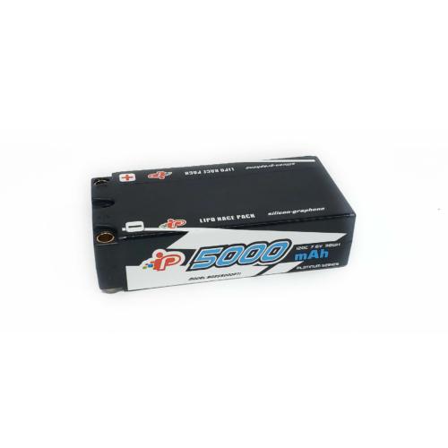 Intellect Graphene 2020 Shorty 5000mAh 7.6V 2S 120C HV LiPo (5mm, 205g)