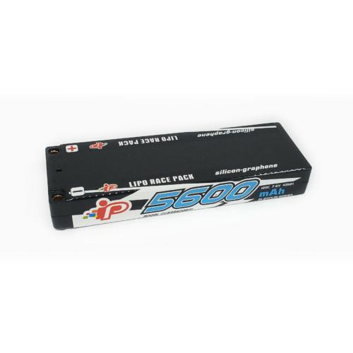 Intellect Graphene 2020 ULCG 5600mAh 7.6V 2S 120C HV LiPo (5mm, 235g)