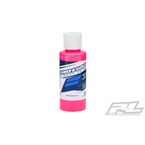 Fluoreszkáló rózsaszín airbrush lexán festék 60ml