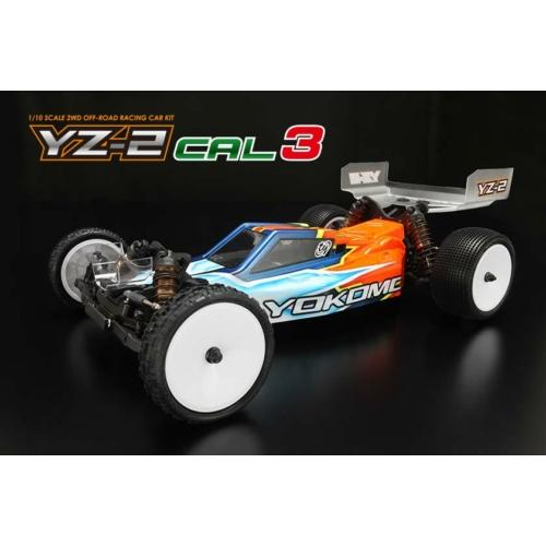 Yokomo YZ-2 CAL3 2wd offroad modellautó